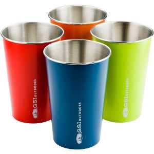 Zestaw Kukbów Glacier Stainless Pint Set GSI Outdoorss