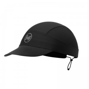 Czapka Buff Do Biegania Pack Run Cap R-Solid Black