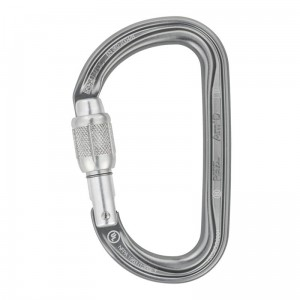 Karabinek PETZL Am'D Screw Lock M34A SL