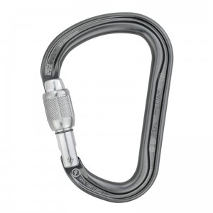 Karabinek PETZL WILLIAM Screw-Lock M36A SL