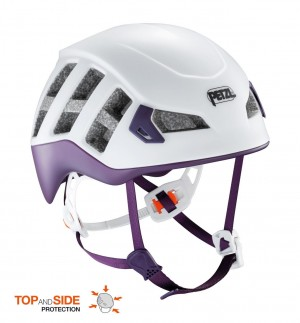 Kask Wspinaczkowy PETZL Meteor Fioletowy rozm. M/L A071AA05