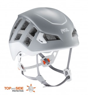 Kask Wspinaczkowy PETZL Meteor Szary rozm. S/M A071AA00