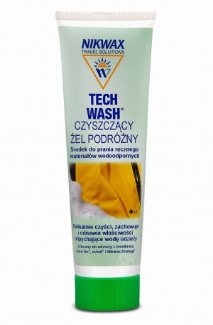 Środek piorący w żelu Nikwax Tech Wash Gel 100 ml tubka