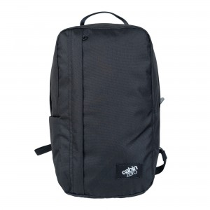 Mały plecak CabinZero Flight 12 L CZ23 Absolute Black (34x18x13,5cm Ryanair,Wizz Air)