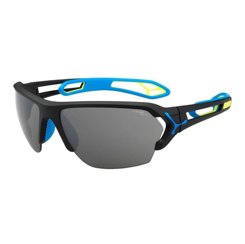 CEBE Sportowe okulary przeciwsłoneczne S'TRACK L Matt Black